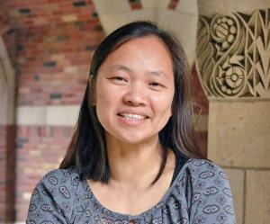 Mary Lui, Master of Timothy Dwight College
